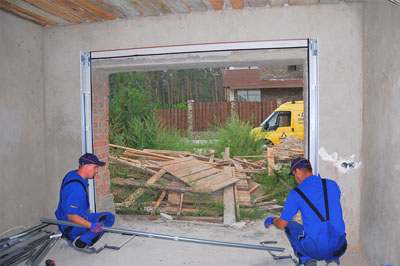 Garage Door Replacement Services